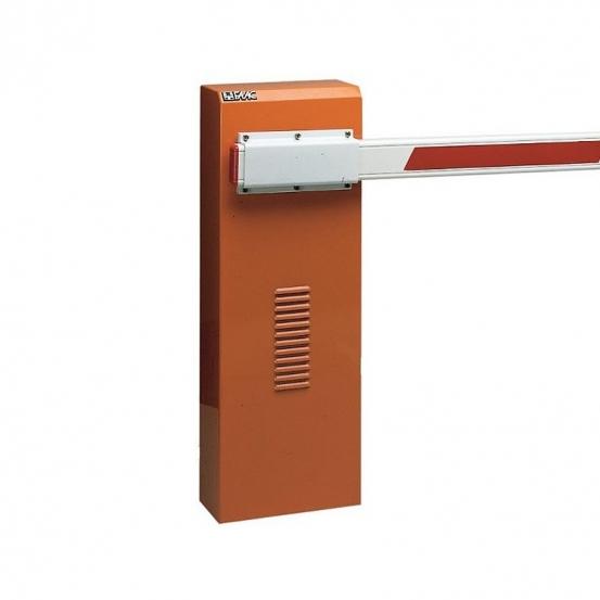 Szlaban FAAC 640 Ramię Prostokątne 6m - wersja Lewa